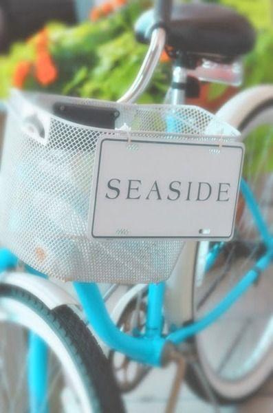 seaside...adore the beach