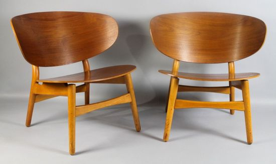 Charles Goodman's own mid-century modern furniture to be auctioned