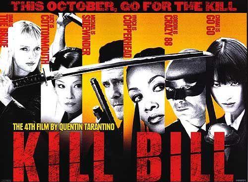 Kill Bill movie poster #film #movies