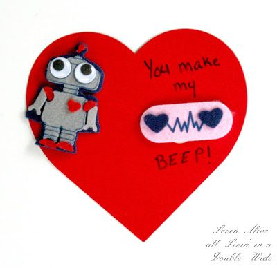 Cute! #Valentines day cards
