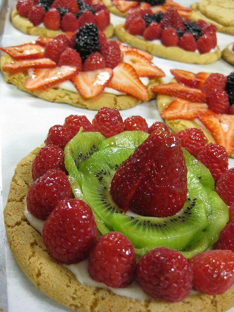 Fruit + Dessert