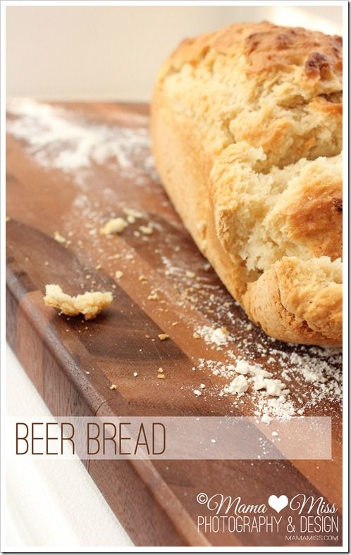 Beer Bread {mama?miss} ©2012