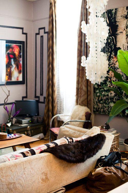 Gretchen Jones's home on Design*Sponge