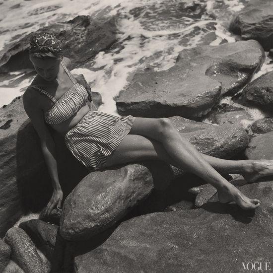 Vogue, Juin 1, 1939 par Toni Frissell