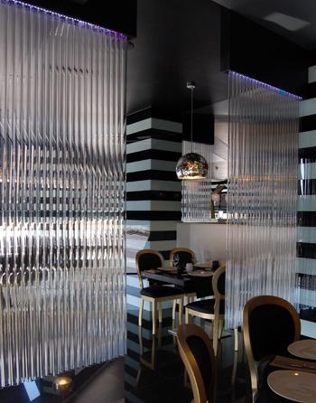 "Asian Restaurant Interior Design - Silvan Francisco, ""Mütte"", in Madrid. 2012."