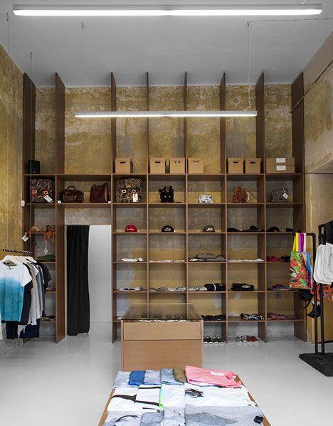 Geszeft by Joanna Woloszyn and Daria Barnas #interiors
