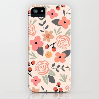FLOWER FEST iPhone Case by Kelli Murray - $35.00