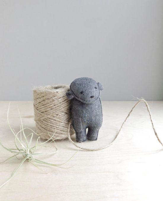 pocket bear - boris