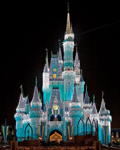 Cinderella's Castle -Magic Kingdom, FL