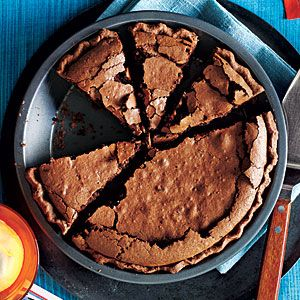 Mississippi Mud Pie: Cooking Light