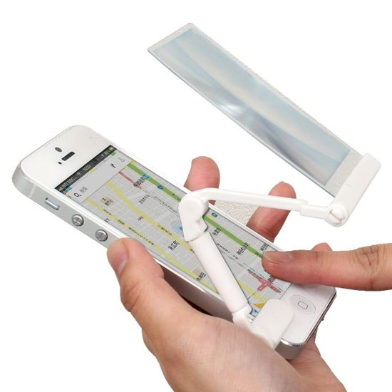 iPhone 5 Magnifier