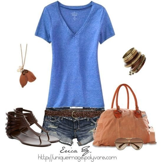Summer #cute summer outfits #summer clothes #my summer clothes