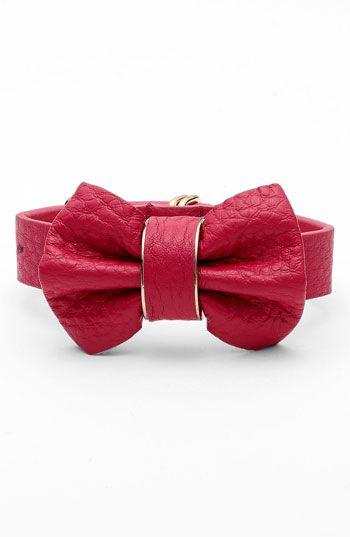 Cara Bow Bracelet