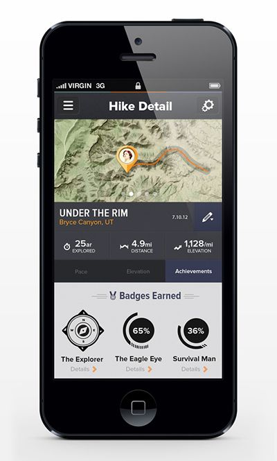 5 Latest & Hottest Mobile UI Design Trends For 2013 And Beyond