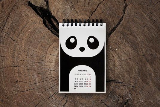 30 stunning examples of calendar design:  www.creativebloq.... #calendars