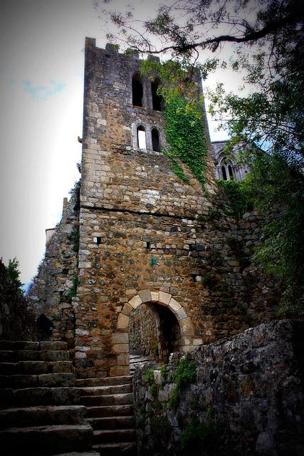Leiria Castle, Portugal #castle