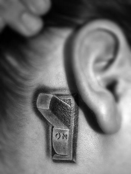 Tattoo.  Ink.  Creative.