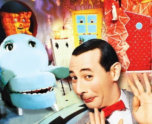 Pee Wee's Playhouse!