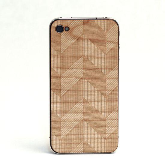 Chevron iPhone 4 case.
