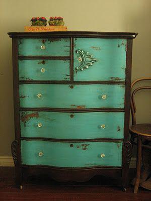 Love this dresser!