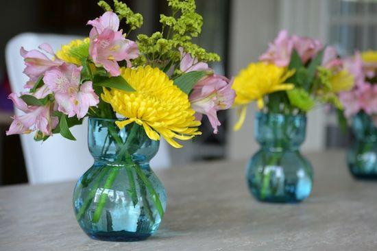 Building Flower Arrangements