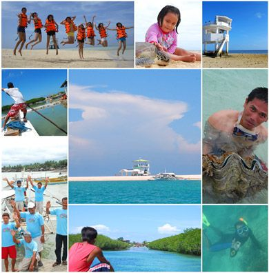 Visit and Discover Carbin Reef, Sagay Negros Occidental