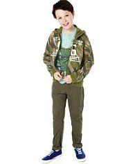 Camouflage Kid - Outfit idea - items sold separately