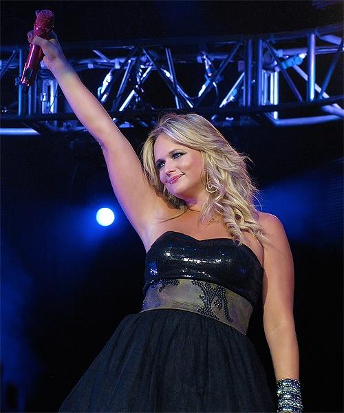 black dress with camo belt ? love her