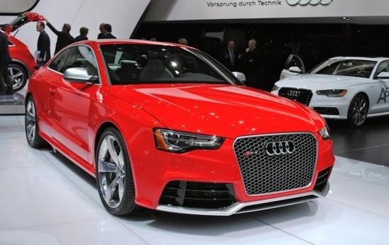 Audi RS5 Best Sport Sport Car 2013