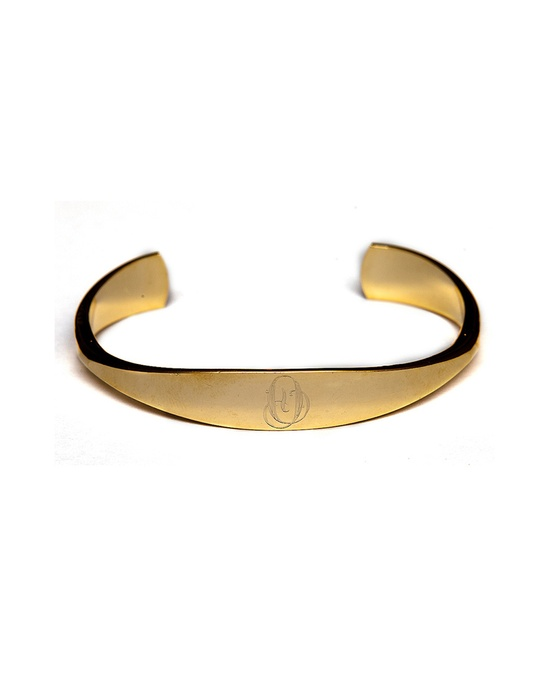 Gold Belle Cuff