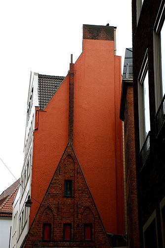 Building (gable wall)