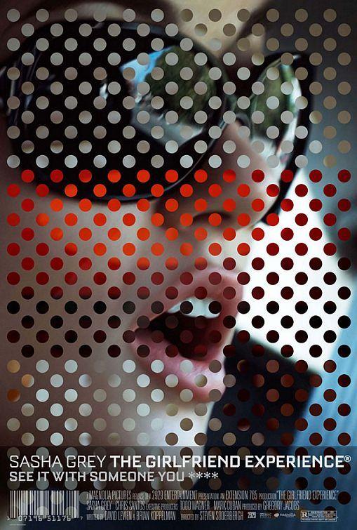 The Girlfriend Experience (Steven Soderbergh, 2009) Design by Kellerhouse