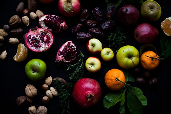 A winter feast, fruits / The Year in Food