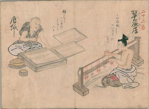 Japanese Folk Trades  Employment #soft skills #self personality #self personality #soft skills
