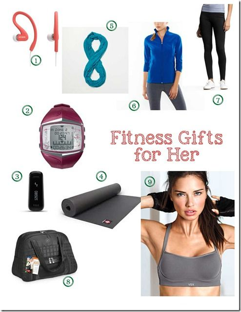 Fitness-Gifts-For-Her #gifts #fitness
