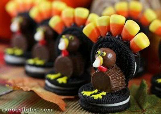 Sweet turkey treats!