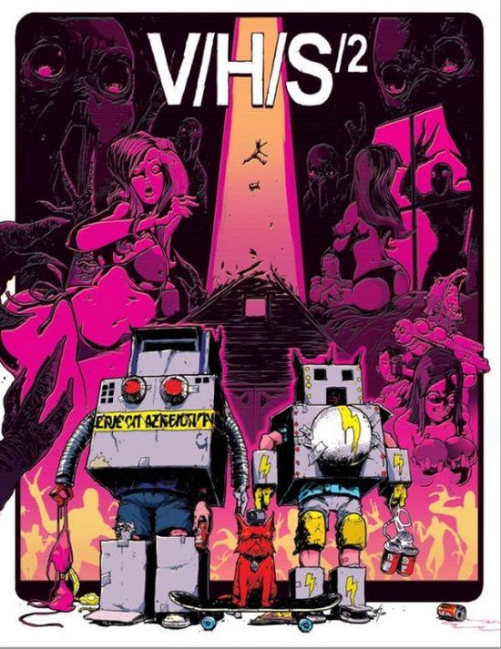 V/H/S/2 - movie poster