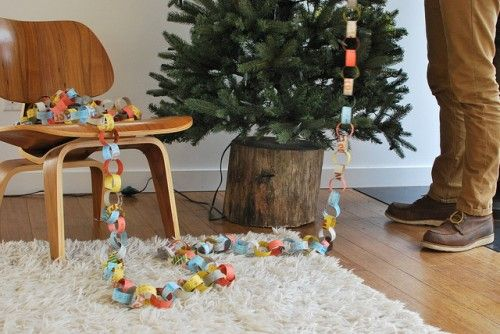 DIY Natural Stand for Fake Christmas Tree ... so doing this!  I'm a fake tree  ONLY kinda girl and I like the tree stump idea better than a tree skirt.