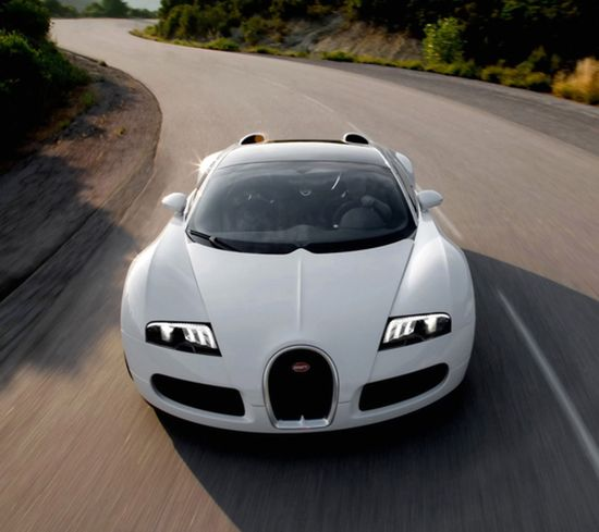 Bugatti , The Brand Of fastest Sports Cars