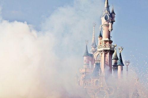 #disney #castle #fairytale