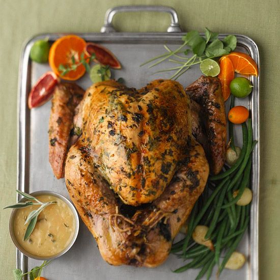 Honey Roast Turkey