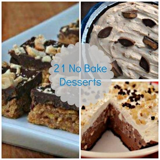 #McCainAllGood Summer just got easier 21 No Bake Dessert Recipes!
