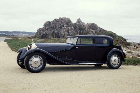 1931 Bugatti Royale Kellner Coupe @Bugatti