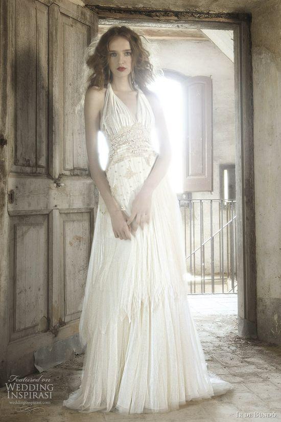 Ir de Bundó 2012 Wedding Dresses