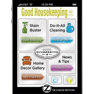 20+ iPhone apps for the crafty folk. That Good Housekeeping app looks really useful.