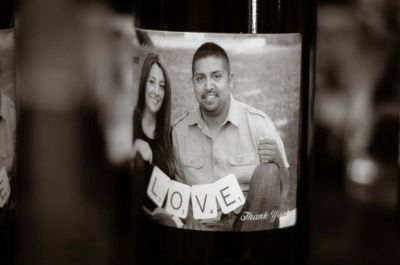 Client Share - Using your JBARONE Photography images wedding photo favors