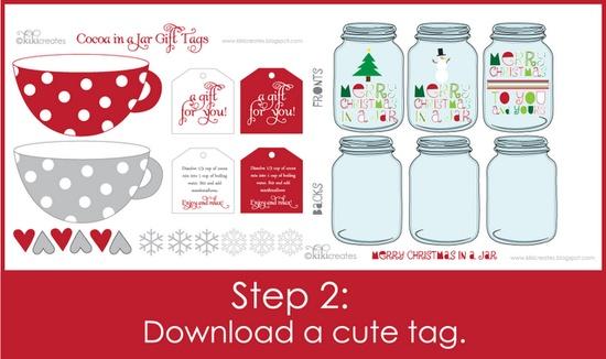Free Recipe Jar Printables