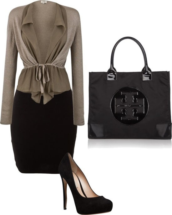 Office outfit?