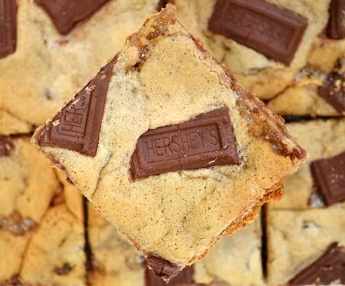 Another s'mores cookies recipe.