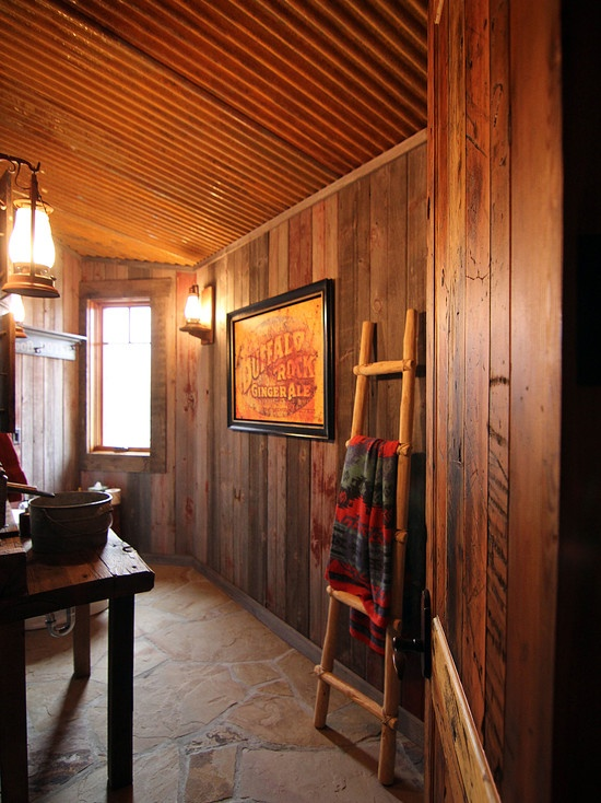 Denver Powder Room Design